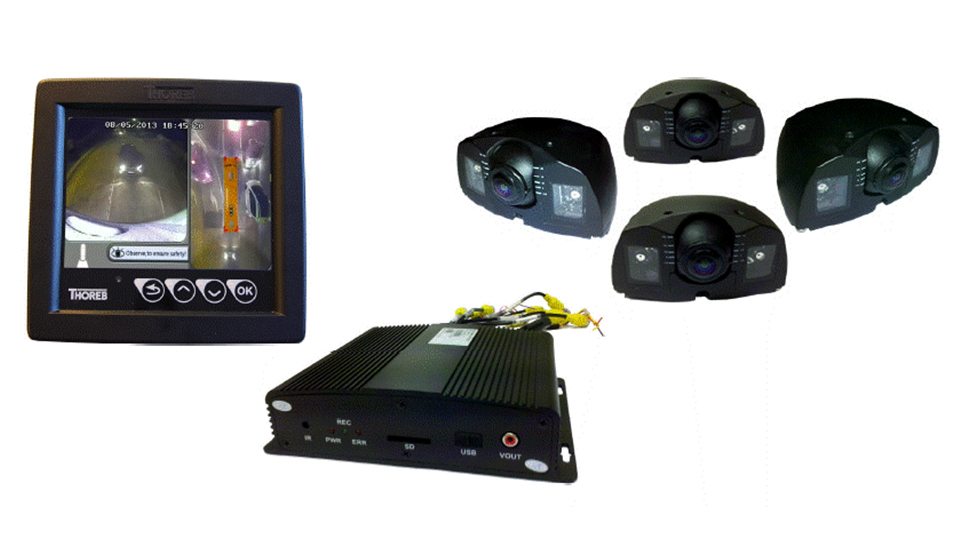 Vehicle Cctv Systems Truck Records